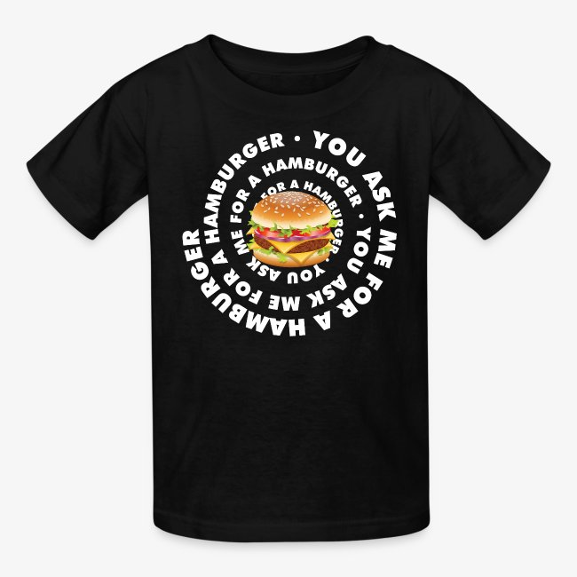"""WHP """"Cuil Theory"""" Kid's T-Shirt"""