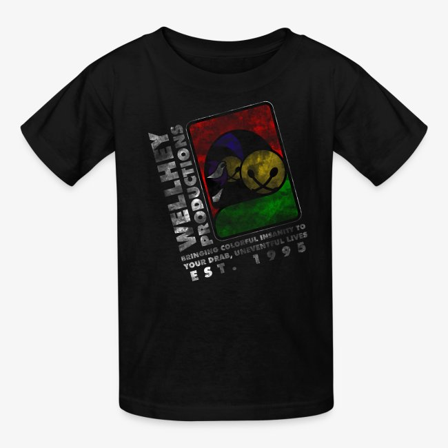 """WHP """"Vintage"""" Kid's T-Shirt"""
