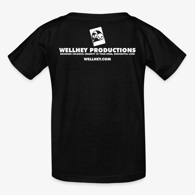 "WHP ""Vintage"" Kid's T-Shirt"
