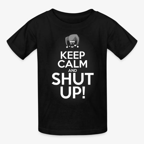 WHP Keep Calm Kid's T-Shirt - Kids' T-Shirt