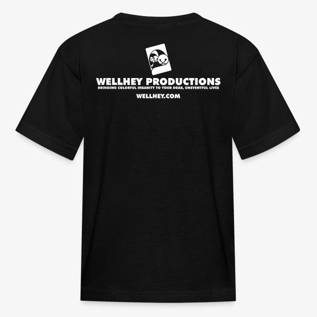 """WHP """"Keep Calm"""" Kid's T-Shirt"""