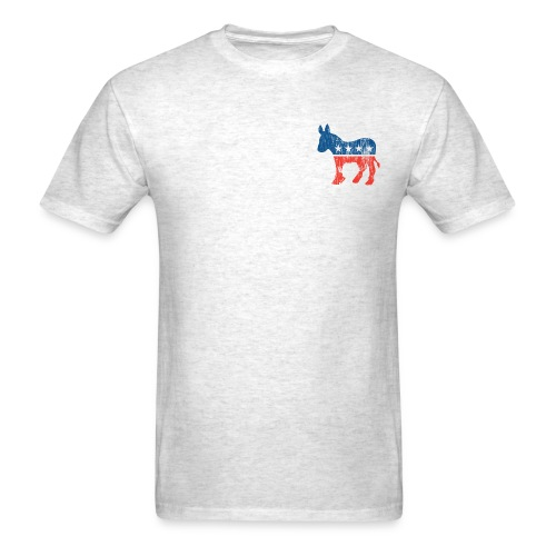 Donkey Dem - Men's T-Shirt