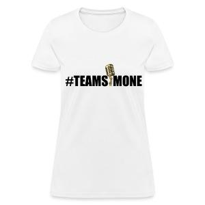 #TeamSimone Basic Tee - Women's T-Shirt