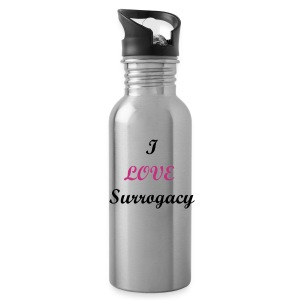 I Love Surrogacy - Water Bottle