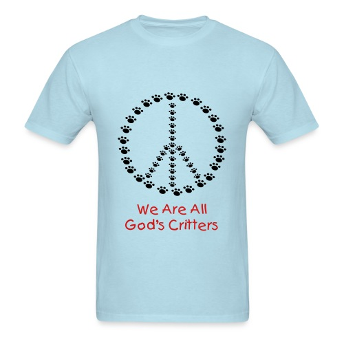 God's Critters T-Shirt - Men's T-Shirt