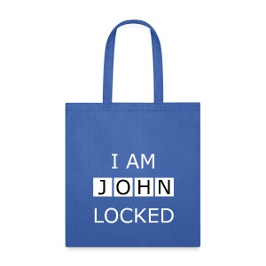 Johnlocked - Tote - Tote Bag