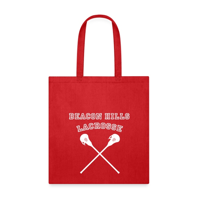 Beacon Hills Lacrosse - Tote Bag