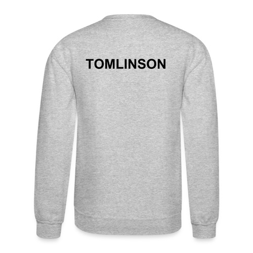 keep calm and love 1D ~ louis tomlinson - Crewneck Sweatshirt