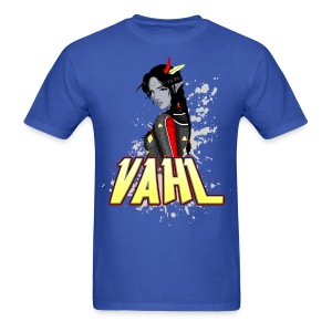 Vahl - Cel Shaded - M T-shirt - Men's T-Shirt