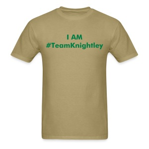 I Am #TeamKnightley Mens - Men's T-Shirt