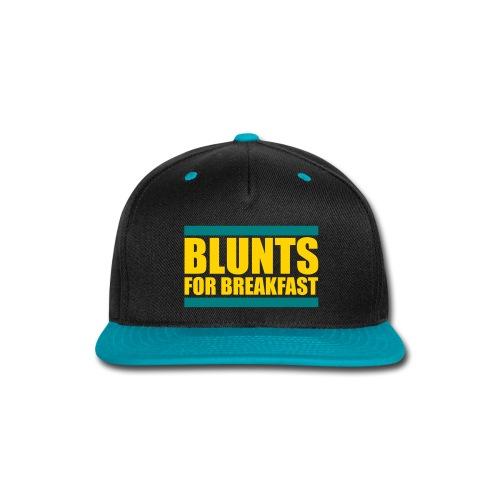 M.C.I. Blunts For Breakfast Snapback - Snap-back Baseball Cap