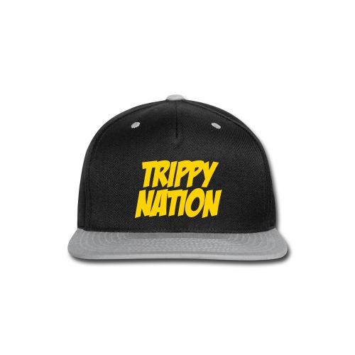 M.C.I. Trippy Nation - Snap-back Baseball Cap
