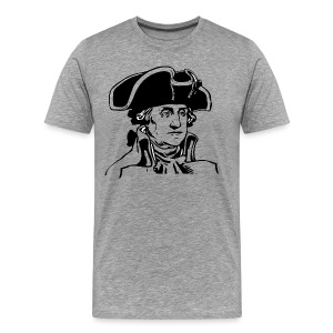 George Washington  - Men's Premium T-Shirt