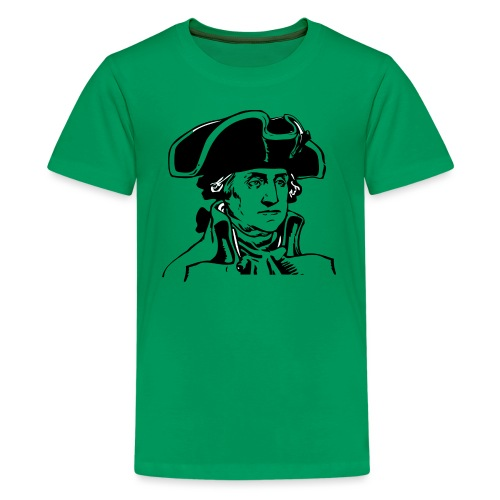 George Washington  - Kids' Premium T-Shirt
