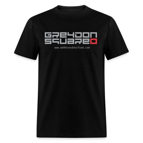 Greydon Square Logo Tee - Men's T-Shirt