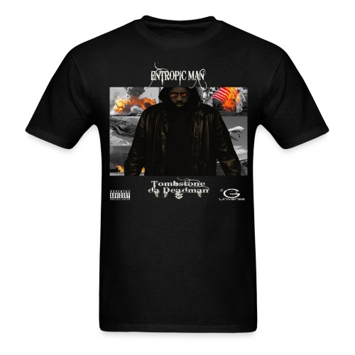 Entropic Man Tee - Men's T-Shirt