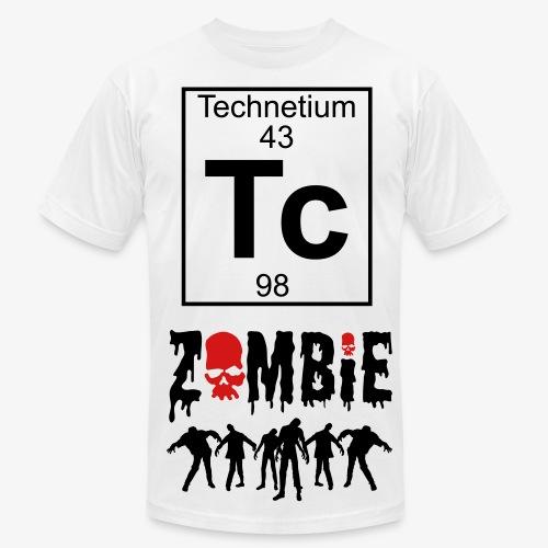 T C ZOMBIE - Men's  Jersey T-Shirt
