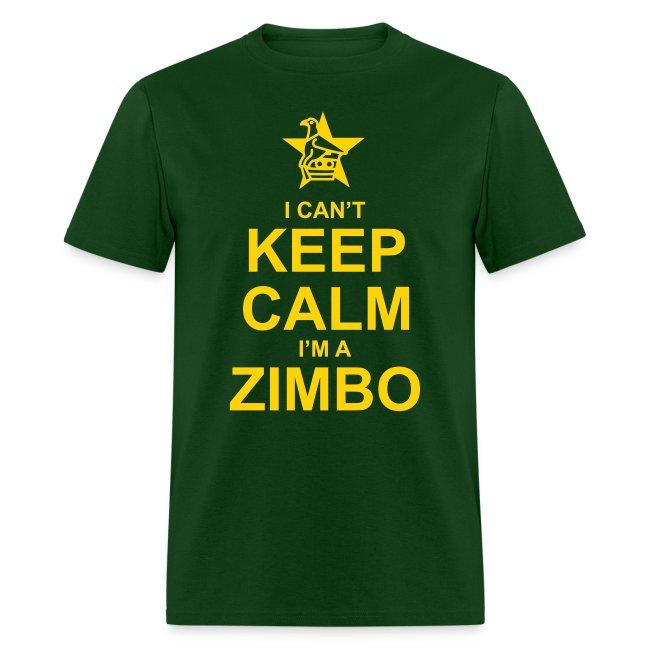 Keep Calm Zimbo
