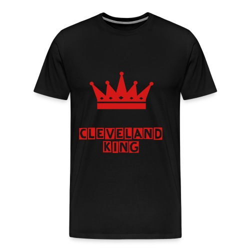 CLEVELAND KING - Men's Premium T-Shirt