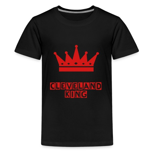 CLEVELAND KING - Kids' Premium T-Shirt
