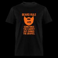 T-Shirts ~ Men's T-Shirt ~ Beard Rule #29