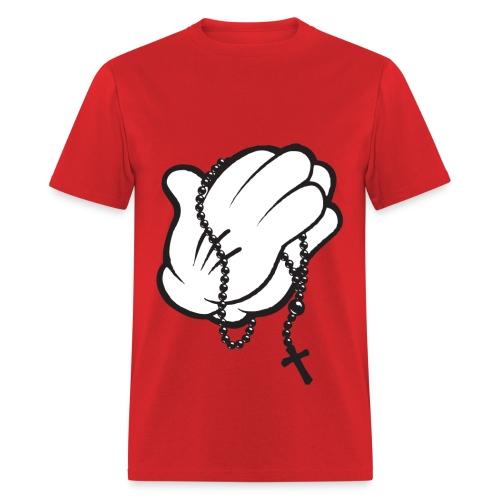Hands of Life - Men's T-Shirt