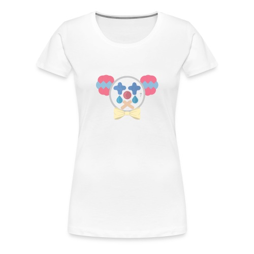 SC Clown  - Women's Premium T-Shirt