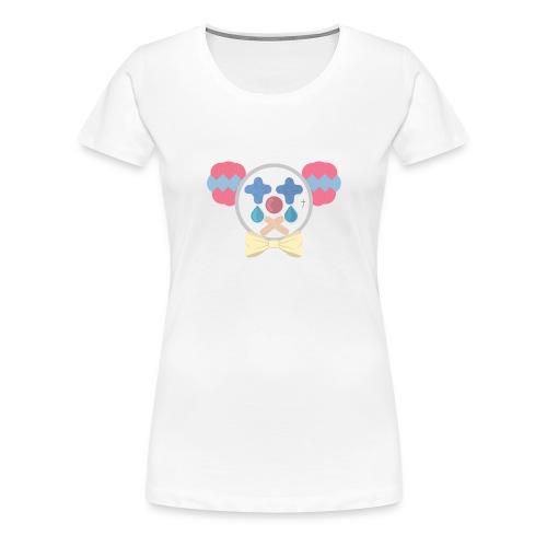 SC Clown  - Women's Premium T-Shirt