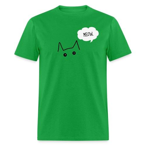 Meow Classic Tee - Men's T-Shirt