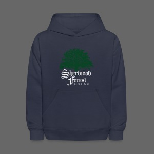 Sherwood Forest Detroit Michigan - Kids' Hoodie