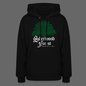 Sherwood Forest Detroit Michigan - Women's Hoodie