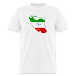 Persian Boy - Men's T-Shirt