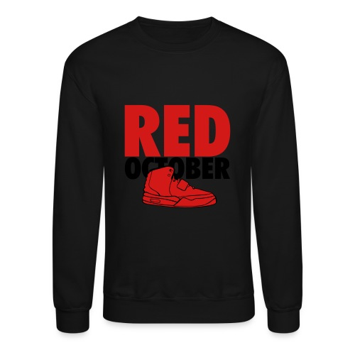 Red October - Crewneck Sweatshirt
