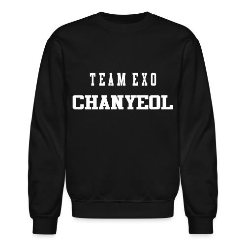 Team Exo Chanyeol Sweatshirt - Crewneck Sweatshirt