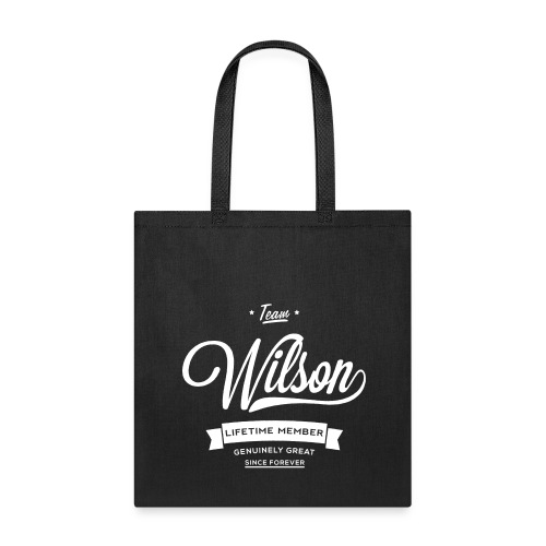 Wilsons are Great - Tote - Tote Bag