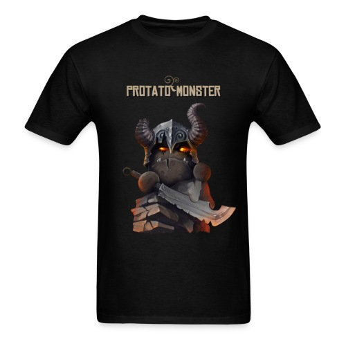 Protatomonster Classic - Men's T-Shirt
