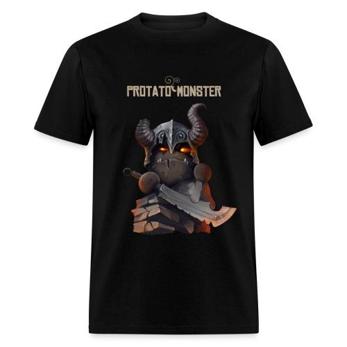 Protatomonster Classic - Men's T-Shirt