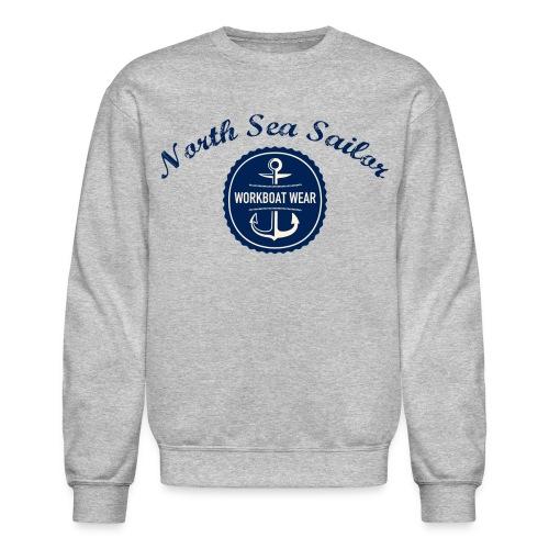 North Sea Sailor-Joyce - Crewneck Sweatshirt
