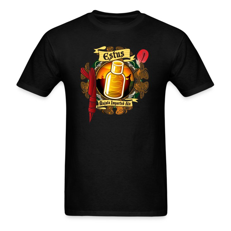 Estus Majula Imported Ale (Dark Souls 2) T-Shirt | Spreadshirt