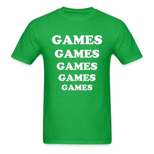 ADVENTURELAND GAMES T-Shirt Costume - Men's T-Shirt