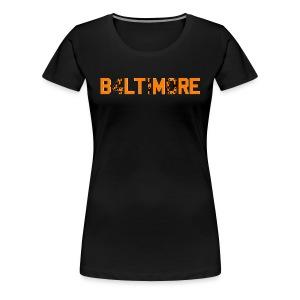 Women's B4LT1M0RE - Women's Premium T-Shirt