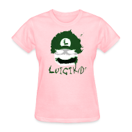 T-Shirts ~ Women's T-Shirt ~ Luigikid Logo TShirt - Women