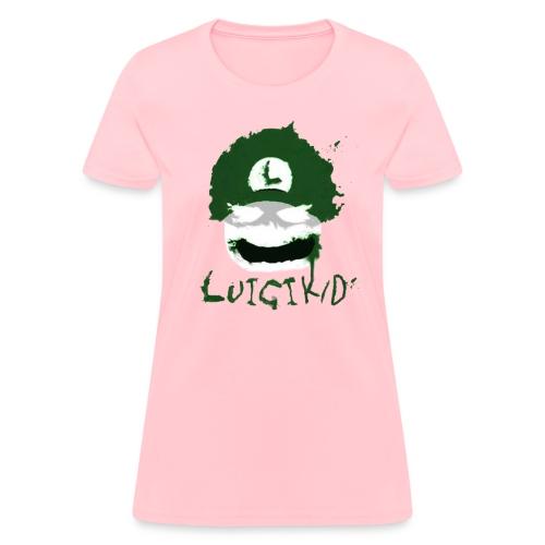 Luigikid Logo TShirt - Women - Women's T-Shirt