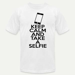 Selfie - Men's Fine Jersey T-Shirt