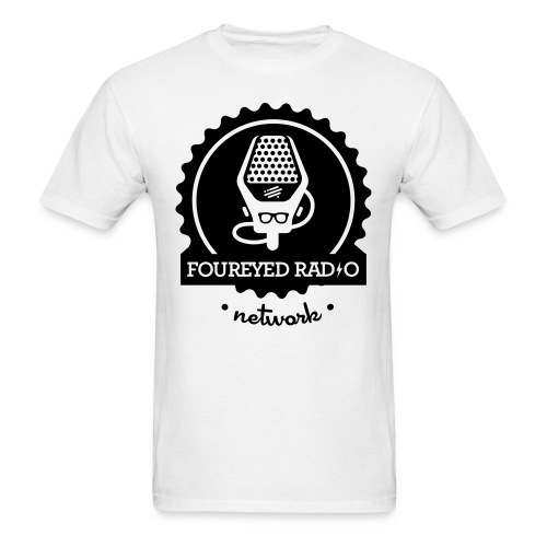 Black FERN Logo Tee - Men's T-Shirt