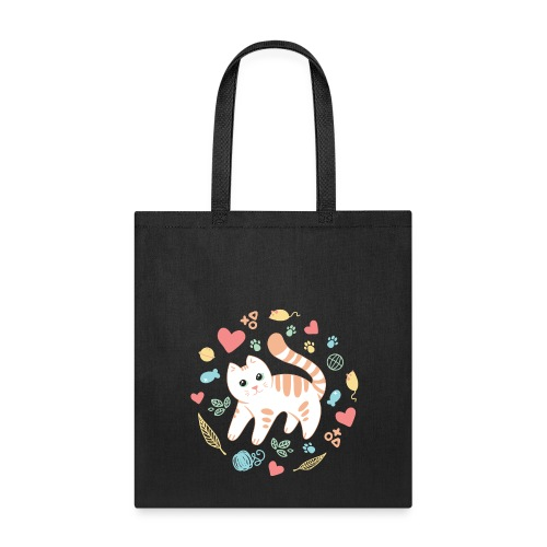 Kitty's Favorite Things Tote - Tote Bag