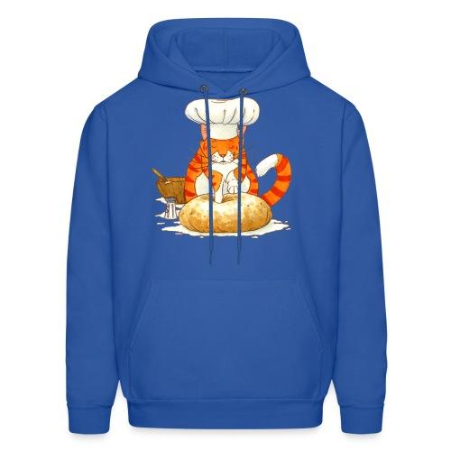 Chef Cat Hoodie - Men's Hoodie