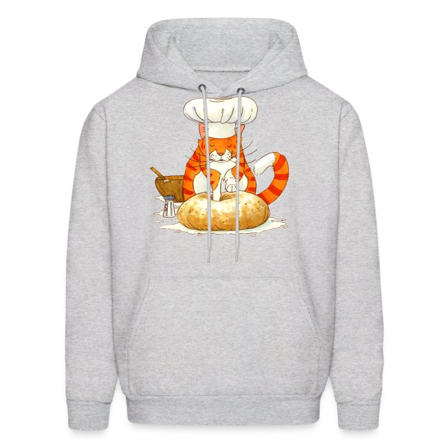 Chef Cat Hoodie