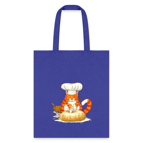 Chef Cat Tote - Tote Bag