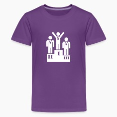 Podium Kids' Shirts